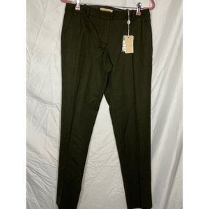 Michael Kors NWT Loden Trousers